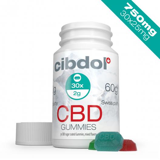 CBD-Karkit (750 mg CBD)