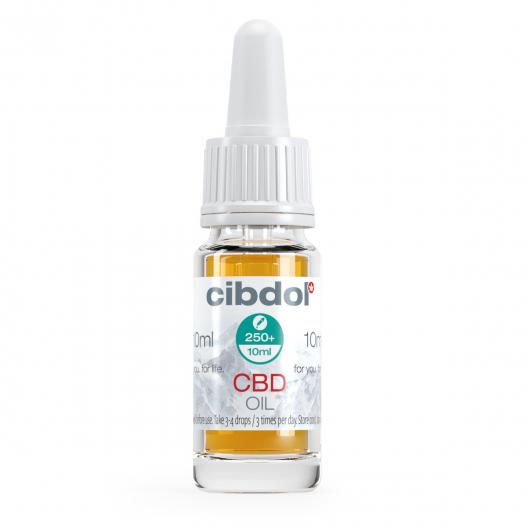 CBD-öljy 5 % (500mg)